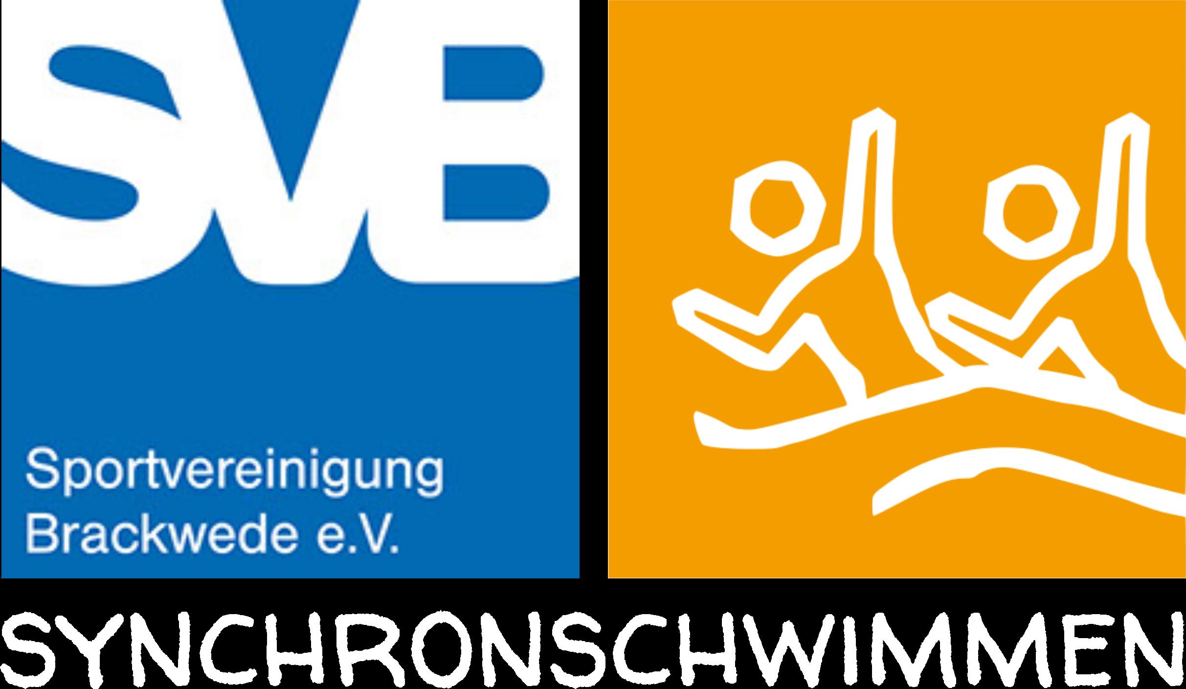 SV Brackwede – Synchronschwimmen